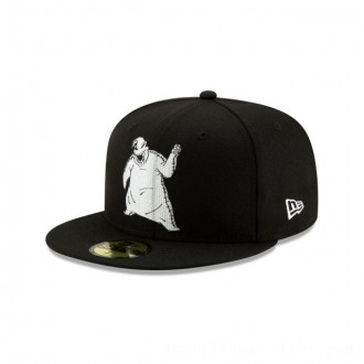 Black Friday 2020 NEW ERA CAP NIGHTMARE BEFORE CHRISTMAS COLLECTION OOGIE BOOGIE NIGHTMARE BEFORE CHRISTMAS 59FIFTY FITTED Sales