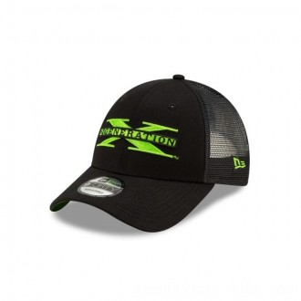 NEW ERA CAP WORLD WRESTLING ENTERTAINMENT DEGENERATION X TRUCKER 9FORTY ADJUSTABLE Sales