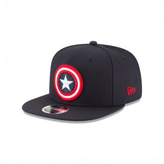 NEW ERA CAP ENTERTAINMENT COLLECTION AVENGERS INFINITY WAR CAPTAIN AMERICA ORIGINAL FIT 9FIFTY SNAPBACK Sales