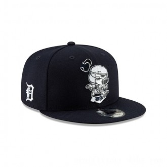 NEW ERA CAP MLB x STAR WARS COLLECTION DETROIT TIGERS STORMTROOPER 9FIFTY SNAPBACK Sales