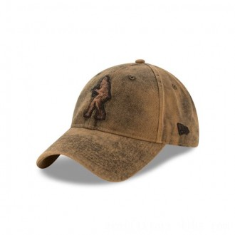 Black Friday 2020 NEW ERA CAP ENTERTAINMENT COLLECTION CHEWBACCA STAR WARS 9TWENTY ADJUSTABLE Sales