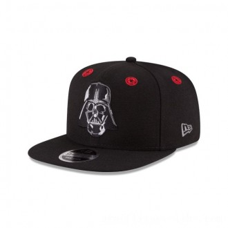 Black Friday 2020 NEW ERA CAP ENTERTAINMENT COLLECTION STAR WARS DARTH VADER ORIGINAL FIT 9FIFTY SNAPBACK Sales