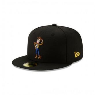 NEW ERA CAP ENTERTAINMENT COLLECTION WOODY TOY STORY 59FIFTY FITTED Sales