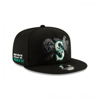 NEW ERA CAP MLB x STAR WARS COLLECTION SEATTLE MARINERS DARTH VADER 9FIFTY SNAPBACK Sales
