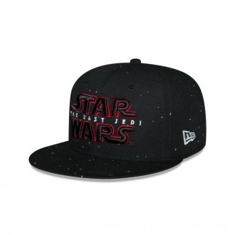 Black Friday 2020 NEW ERA CAP ENTERTAINMENT COLLECTION STAR WARS THE LAST JEDI 9FIFTY SNAPBACK Sales