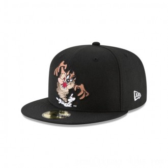 NEW ERA CAP LOONEY TUNES COLLECTION TAZMANIAN DEVIL TWISTER LOONEY TUNES 59FIFTY FITTED Sales