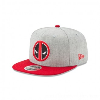 NEW ERA CAP ENTERTAINMENT COLLECTION DEADPOOL ORIGINAL FIT 9FIFTY SNAPBACK Sales