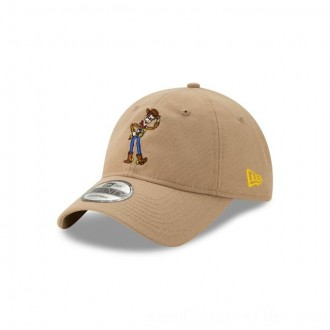 NEW ERA CAP ENTERTAINMENT COLLECTION WOODY TOY STORY 9TWENTY ADJUSTABLE Sales
