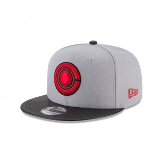 NEW ERA CAP ENTERTAINMENT COLLECTION CYBORG JUSTICE LEAGUE 9FIFTY SNAPBACK Sales