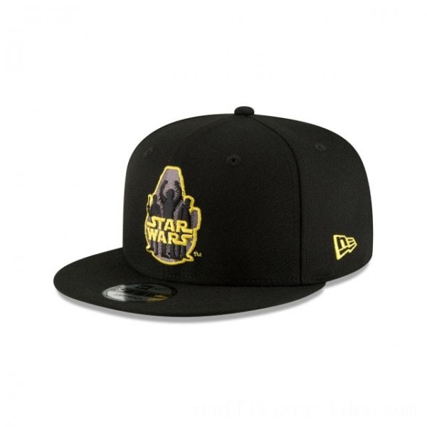 NEW ERA CAP ENTERTAINMENT COLLECTION HAN SOLO STAR WARS GROUP 9FIFTY SNAPBACK Sales