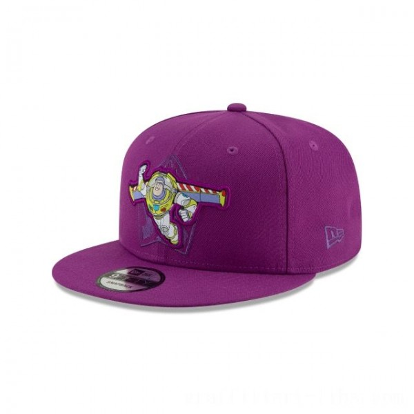 NEW ERA CAP ENTERTAINMENT COLLECTION BUZZ LIGHTYEAR TOY STORY KIDS 9FIFTY SNAPBACK Sales