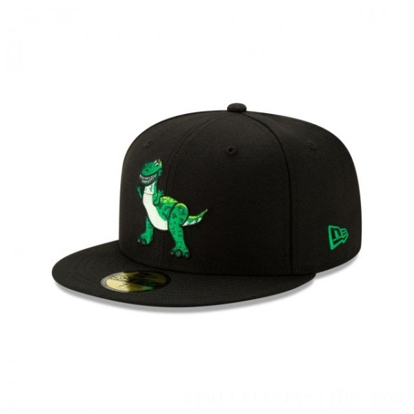 NEW ERA CAP ENTERTAINMENT COLLECTION REX TOY STORY 59FIFTY FITTED Sales