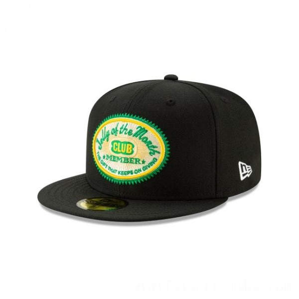 NEW ERA CAP HOLIDAY COLLECTION CHRISTMAS VACATION JELLY OF THE MONTH CLUB 59FIFTY FITTED Sales