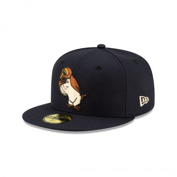 NEW ERA CAP WINNIE THE POOH COLLECTION OWL WINNIE THE POOH NAVY 59FIFTY FITTED Sales
