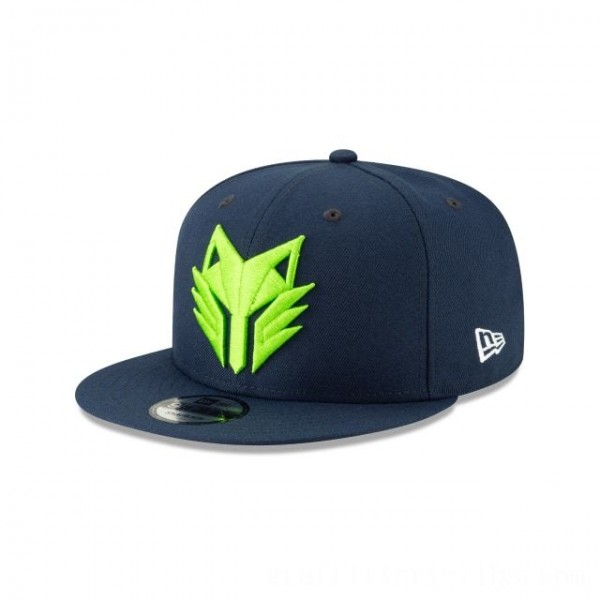 NEW ERA CAP NBA 2K LEAGUE COLLECTION T-WOLVES GAMING NBA 2K LEAGUE 9FIFTY SNAPBACK Sales