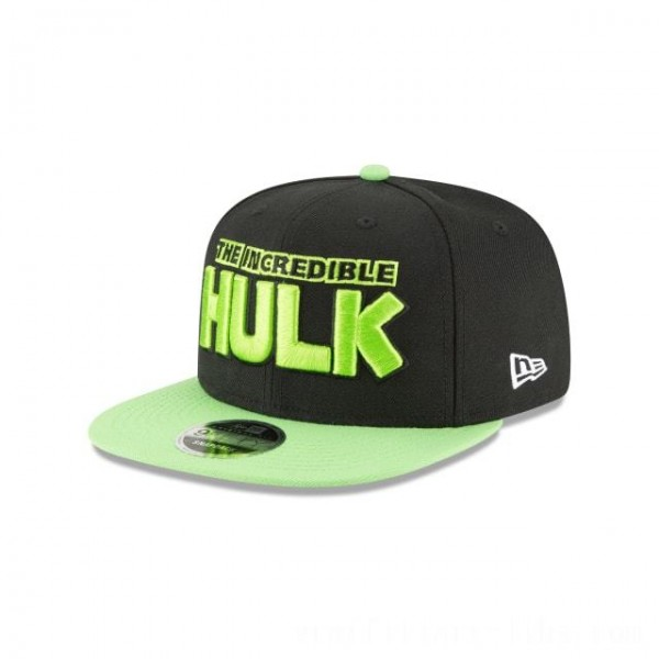 NEW ERA CAP ENTERTAINMENT COLLECTION AVENGERS INFINITY WAR HULK ORIGINAL FIT 9FIFTY SNAPBACK Sales
