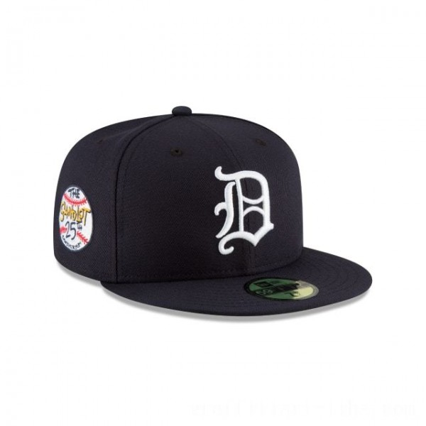 NEW ERA CAP SANDLOT 25TH ANNIVERSARY COLLECTION DETROIT TIGERS SANDLOT 25TH ANNIVERSARY 59FIFTY FITTED Sales