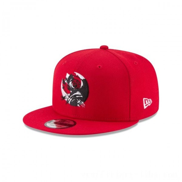 NEW ERA CAP ENTERTAINMENT COLLECTION REBEL STAR WARS THE LAST JEDI 9FIFTY SNAPBACK Sales