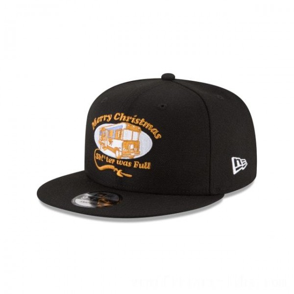 NEW ERA CAP HOLIDAY COLLECTION CHRISTMAS VACATION TRAILER 9FIFTY SNAPBACK Sales