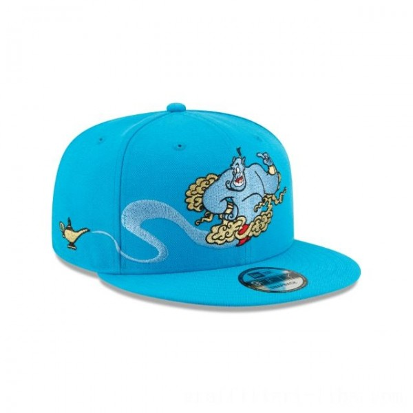 NEW ERA CAP ENTERTAINMENT COLLECTION ALADDIN GENIE 59FIFTY FITTED Sales