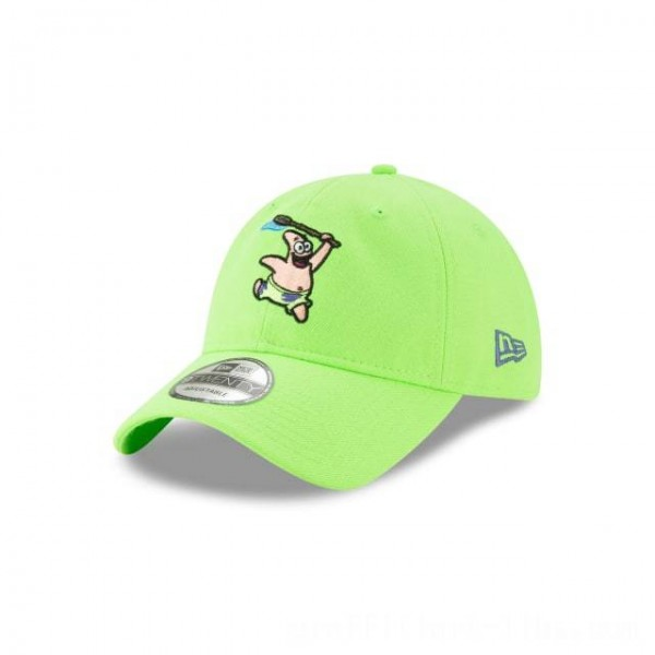 NEW ERA CAP SPONGEBOB COLLECTION PATRICK STAR SPONGEBOB 9TWENTY ADJUSTABLE Sales