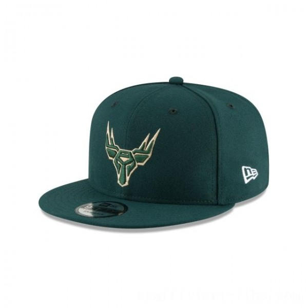 NEW ERA CAP NBA 2K LEAGUE BUCKS GAMING NBA 2K LEAGUE 9FIFTY SNAPBACK Sales