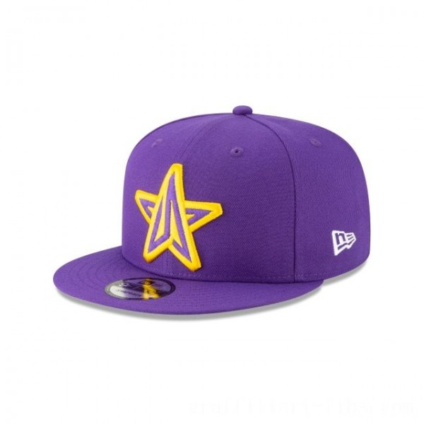NEW ERA CAP NBA 2K LEAGUE COLLECTION LAKERS GAMING NBA 2K LEAGUE 9FIFTY SNAPBACK Sales