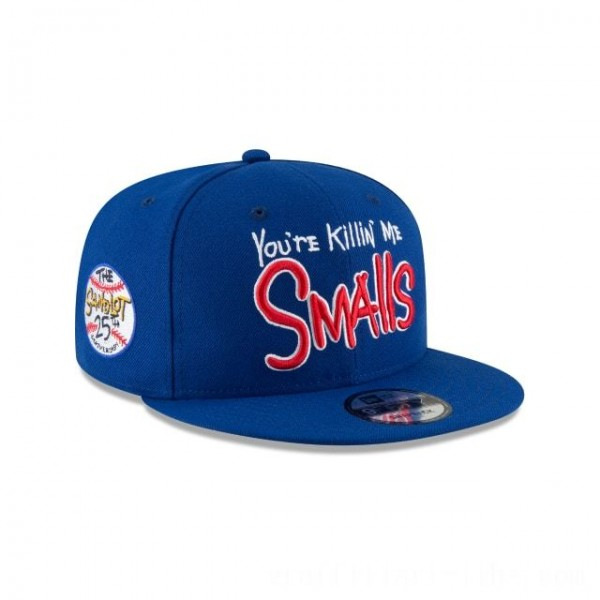 NEW ERA CAP SANDLOT 25TH ANNIVERSARY COLLECTION CHICAGO CUBS SANDLOT 25TH ANNIVERSARY 9FIFTY SNAPBACK Sales