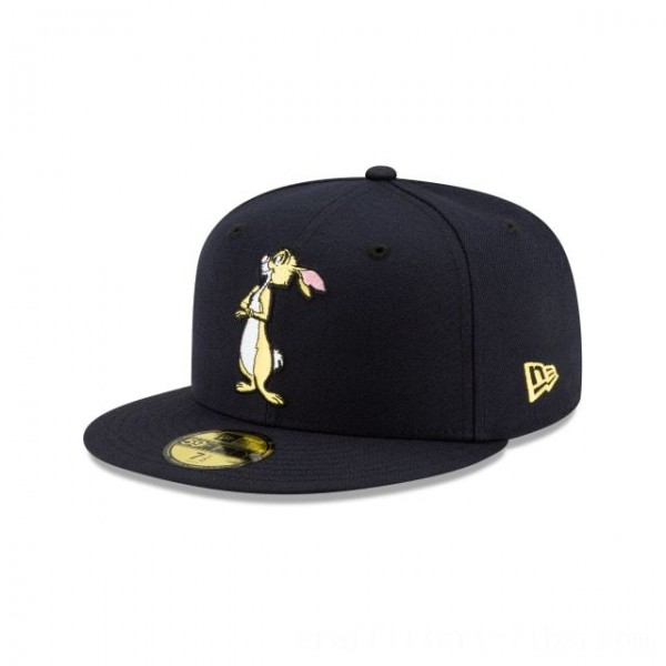 NEW ERA CAP WINNIE THE POOH COLLECTION RABBIT WINNIE THE POOH NAVY 59FIFTY FITTED Sales