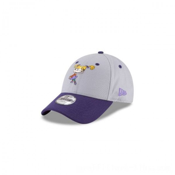 NEW ERA CAP ENTERTAINMENT COLLECTION KIDS ANGELICA RUGRATS NICKELODEON 9FORTY ADJUSTABLE Sales