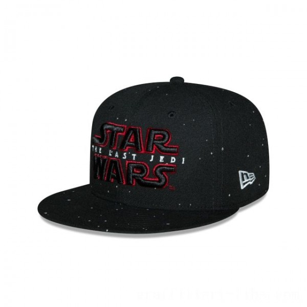 NEW ERA CAP ENTERTAINMENT COLLECTION STAR WARS THE LAST JEDI 9FIFTY SNAPBACK Sales