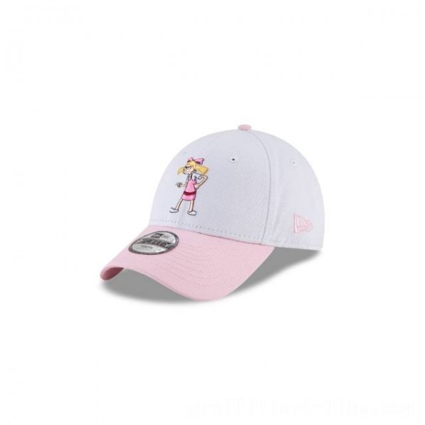 NEW ERA CAP ENTERTAINMENT COLLECTION KIDS HELGA HEY ARNOLD! NICKELODEON 9FORTY ADJUSTABLE Sales