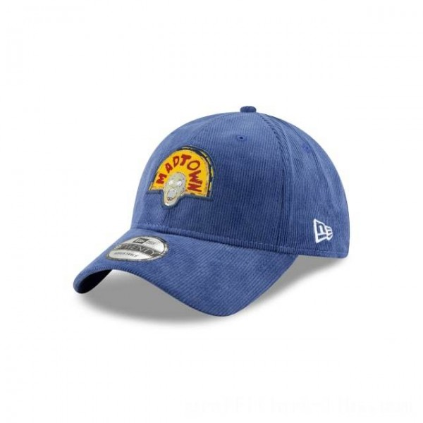 NEW ERA CAP ROCKET POWER ROCKET POWER MADTOWN 9TWENTY ADJUSTABLE Sales