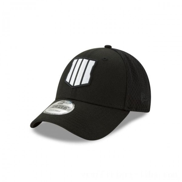 NEW ERA CAP ENTERTAINMENT COLLECTION CALL OF DUTY: BLACK OPS 4 9FORTY TRUCKER Sales